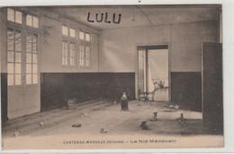 DEPT 33 : Carte Photo : Cantenac Margaux Le Nid Médocain ( Préventorium Dédié A L'enfance , Crèche ) - Sonstige Gemeinden