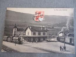 Le Day Pres Vallorbe    La Gare - JU Jura