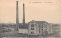 52 - SAINT DIZIER / L'ENERGIE ELECTRIQUE - Saint Dizier