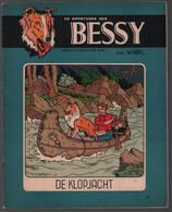 Bessy 13: De Klopjacht (Standaard Boekhandel) [Wirel = Willy Vandersteen & Karel Verschuere] Herdruk 1957 - Bessy