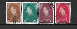 URSS - 1937 - N. 604/07 USATI (CATALOGO UNIFICATO) - Used Stamps