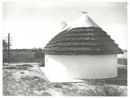 Grande Photo Camargue, Cabane De Gardian ( Selarie Gardiano / Sellerie ???), Photo George Arles - Lieux