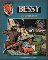 Bessy 45: De Gijzelaars (Standaard Boekhandel) [Wirel = Willy Vandersteen & Karel Verschuere] Eerste Druk 1962 - Bessy