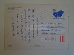 D173755  Hungary Postal Stationery Entier -Ganzsache - 3 Ft Nr. 19676/893 - Interi Postali