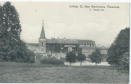 Florennes - Collège St. Jean Berchmans, Florennes - Facade Sud - Edition Réservée B.L. - Florennes