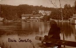 Romania 1925, Sovata / Szovata, Ursu Lake - Rumänien