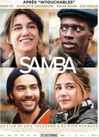 """Affiche De Cinéma Authentique """" SAMBA """" - Format 120X160cm - Afiches & Pósters"""