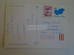 D173765  Hungary Postal Stationery Entier -Ganzsache - 3 Ft Nr. 880122/9 - Interi Postali