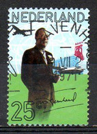 PAYS-BAS. N°936 Oblitéré De 1971. Prince Bernhard. - Case Reali