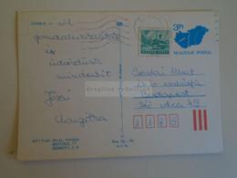 D173769  Hungary Postal Stationery Entier -Ganzsache - 3 Ft Nr. 860729/3, 17 890907/ 1,2,4 ZÁNKA - Interi Postali