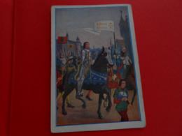 Image - Histoire De France   Moyen Age -  Jeanne D'Arc Entre à Orléans - - Artis Historia