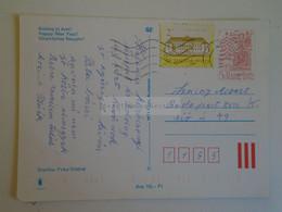 D173772  Hungary Postal Stationery Entier -Ganzsache - 5 Ft   MTI Fotó  - Illustr. Foky Ottóné - Interi Postali