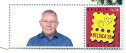 """TIMBRES PERSONNALISES """"BELGICA'06"""" 0,46 € - NEUF - Private Stamps"""