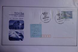 PAP PRIVE TGV EST EUROPEEN - Eisenbahnen