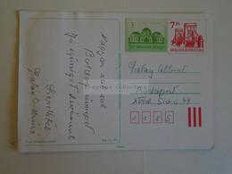 D173776  Hungary Postal Stationery Entier -Ganzsache - 7 Ft   Nr. PRINTORG - Interi Postali