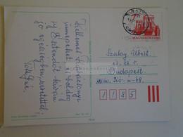 D173778  Hungary Postal Stationery Entier -Ganzsache - 7 Ft   Nr. PRINTORG - Interi Postali
