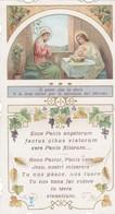 Santino Fustellato Ecce Panis Angelorum - Devotion Images