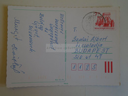 D173779  Hungary Postal Stationery Entier -Ganzsache - 7 Ft   Nr. PRINTORG - Interi Postali