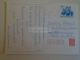 D173780  Hungary Postal Stationery Entier -Ganzsache - 7 Ft   Nr. PRINTORG - Interi Postali