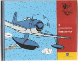 LE LIVRET SEUL Tintin (En Avion - Hachette) 004 - L'hydravion Bleu De Coke En Stock - Altri