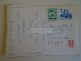 D173781  Hungary Postal Stationery Entier -Ganzsache - 7 Ft   Nr. PRINTORG - Interi Postali