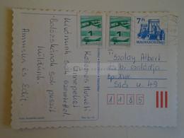 D173782  Hungary Postal Stationery Entier -Ganzsache - 7 Ft   Nr. PRINTORG - Interi Postali