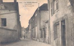52 - CHAUMONT / LA RUE HAUTEFEUILLE - Chaumont