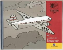 LE LIVRET SEUL Tintin (En Avion - Hachette) 012 - Le Douglas DC-3 De Tintin Au Tibet - Altri