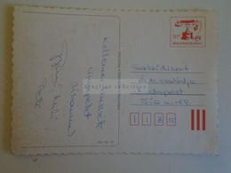 D173796  Hungary Postal Stationery Entier -Ganzsache - 10  Ft   PRINTORG - Interi Postali