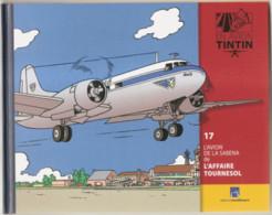 LE LIVRET SEUL Tintin (En Avion - Hachette) 017 - L'avion De La SABENA De L'affaire Tournesol - Altri