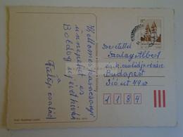 D173803  Hungary Postal Stationery Entier -Ganzsache - 12  Ft   PRINTORG - Interi Postali