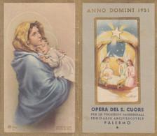 Calendarietto Tascabile Anno Domini 1951 - Petit Format : 1941-60