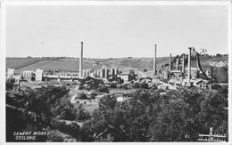 Cement Works Geelon (AUS). Non Viaggiata - Australia