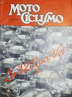 Rivista Motociclismo N. 7 - 16 Febbraio 1950 - Boeken, Tijdschriften, Stripverhalen