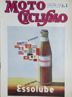 Rivista Motociclismo N. 18 - 2 Maggio 1940 - Boeken, Tijdschriften, Stripverhalen