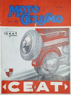 Rivista Motociclismo N. 16 - 25 Aprile 1953 - Boeken, Tijdschriften, Stripverhalen