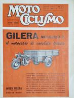 Rivista Motociclismo N. 6 - 27 Febbraio 1948 - Boeken, Tijdschriften, Stripverhalen