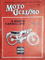 Rivista Motociclismo N. 12 - 19 Marzo 1960 - Boeken, Tijdschriften, Stripverhalen