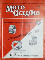 Rivista Motociclismo N. 43 - 22 Ottobre 1960 - Boeken, Tijdschriften, Stripverhalen