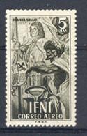 Ifni 1950, Dia Del Sello Ed 71 Sin Fijasellos - Ifni