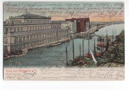 Polen Poland Polska - Königsberg I Pr - Borse U Hafen - 1904 - Poland
