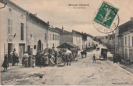 N°4802 R -cpa Maron Illustré -rue De Toul- - Autres Communes