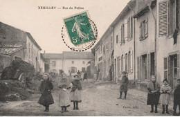 N°4804 R -cpa Xeuilley -rue Du Pellieu- - Sonstige Gemeinden