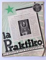 Esperanto, La Praktiko, Gazeto De La Mondpopolo 1957 - Libri, Riviste, Fumetti