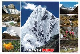 1 AK Peru * Der 5947 M Hohe Berg Alpamayo Im Departamento Ancash - Er Gilt Als Einer Der Schönsten Berge Der Welt * - Pérou