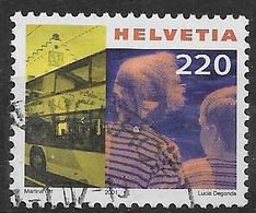 Schweiz Mi. Nr.: 1751 Gestempelt (szg217) - Usati