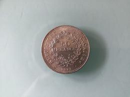 FRANCE — 50 Francs 1978 - M. 50 Francs