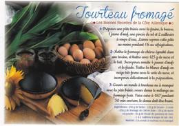 TOURTEAU FROMAGE      : Edit:  JACK N °  5876 :  Les Bonnes Recettes De La Côte Atlantique   (neuve) - Ricette Di Cucina