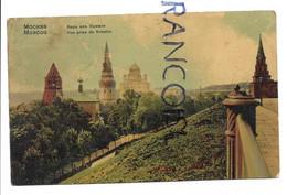 Moscou. Vue Prise Depuis Le Kremlin En 1919. - Russia