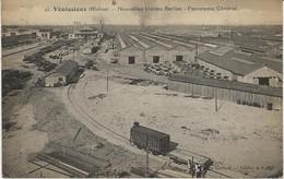 VENISSIEUX - RHONE - NOUVELLES USINES BERLIET - PANORAMA GENERAL-1927 - Vénissieux